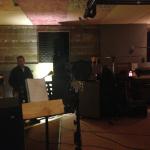 bass room
